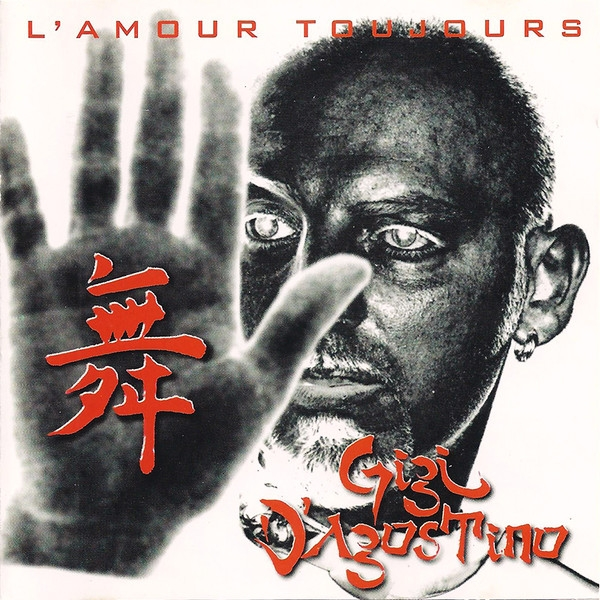 Gigi D'Agostino L'Amour Toujours Cover Art