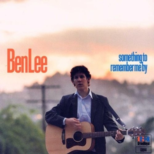 Ben Lee Something to Remember Me By Cover Art