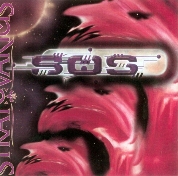Stratovarius S.O.S. Cover Art