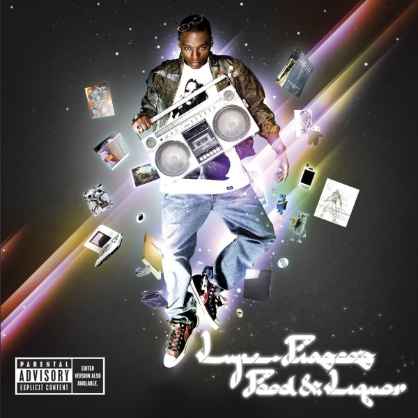 Sarah Green Lupe Fiasco's Food & Liquor cover art