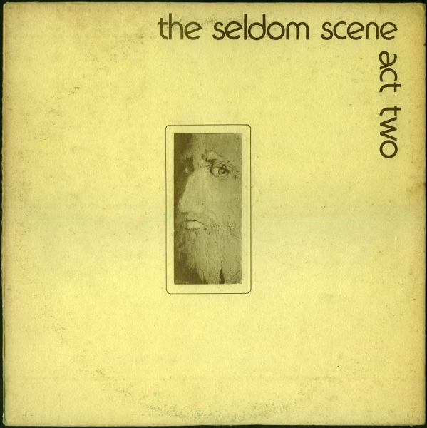 The Seldom Scene Act Two Cover Art