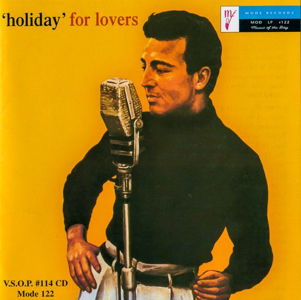 Johnny Holiday Holiday for Lovers Cover Art
