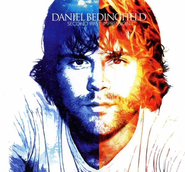 Daniel Bedingfield Second First Impression cover art