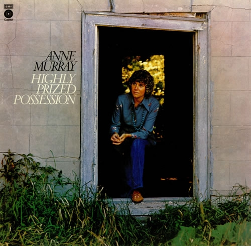 Anne Murray Highly Prized Possession cover art
