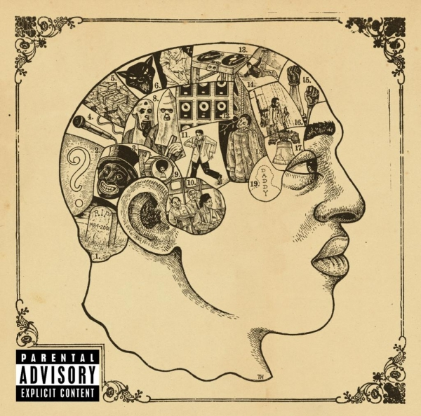The Roots Phrenology cover art