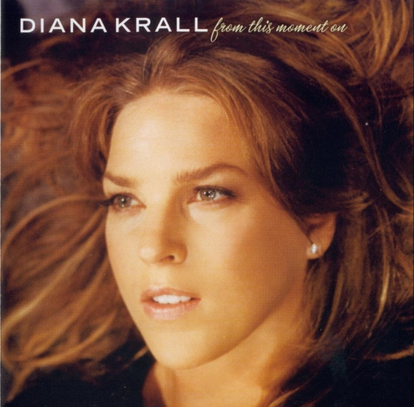 Diana Krall From This Moment On cover art