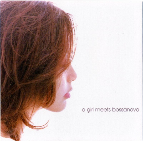 Olivia Ong A Girl Meets Bossanova cover art