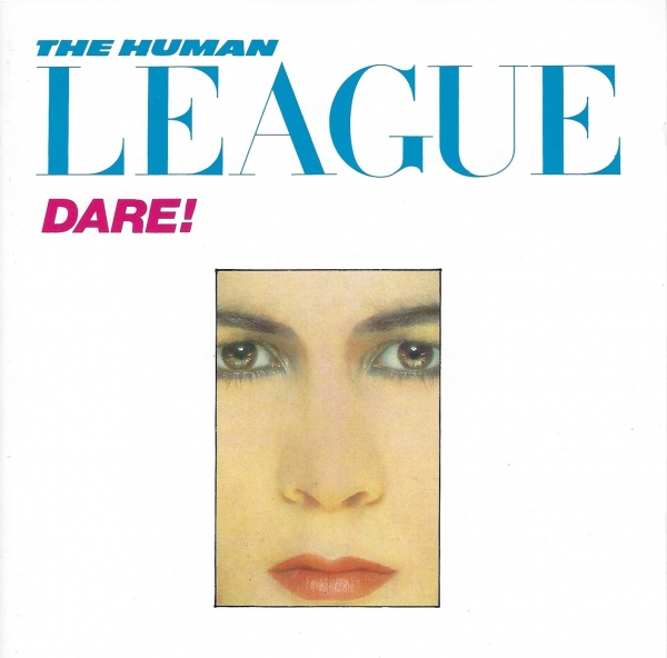 The Human League Dare Cover Art