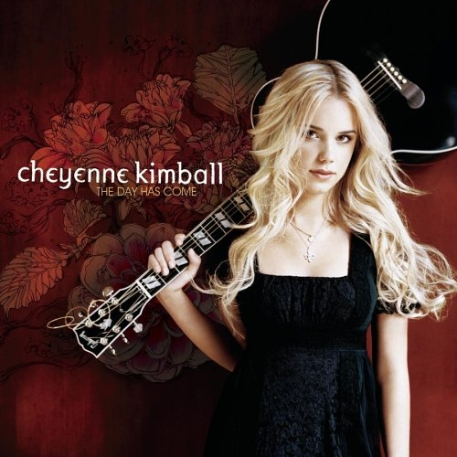 Cheyenne Kimball The Day Has Come cover art