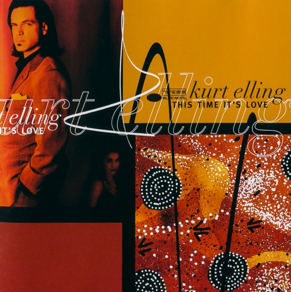 Kurt Elling This Time It's Love cover art
