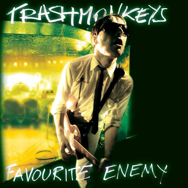 Trashmonkeys Favourite Enemy cover art