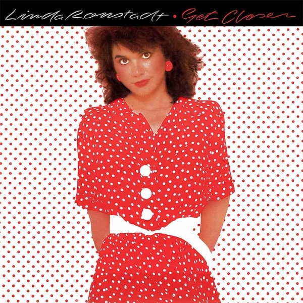 Linda Ronstadt Get Closer cover art
