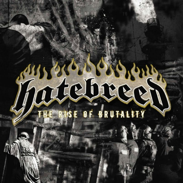 Hatebreed The Rise of Brutality cover art