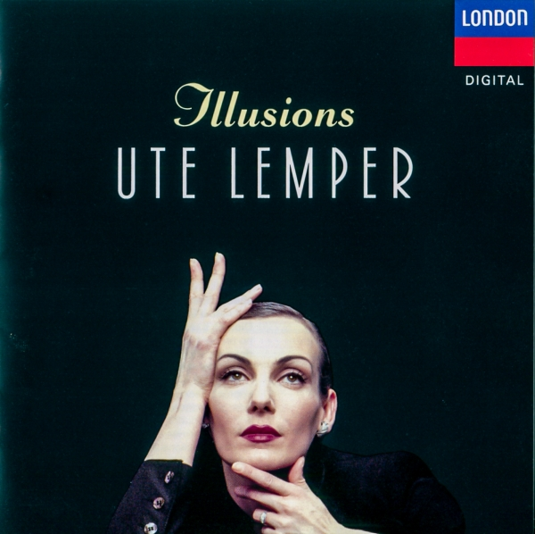 Ute Lemper Illusions cover art