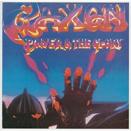 Saxon Power & the Glory cover art