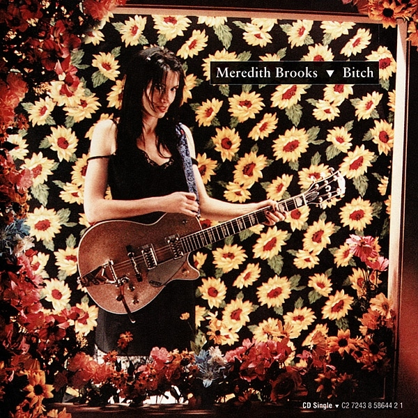 Meredith Brooks Bitch cover art