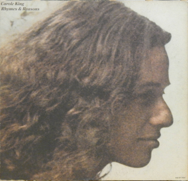 Carole King Rhymes & Reasons cover art