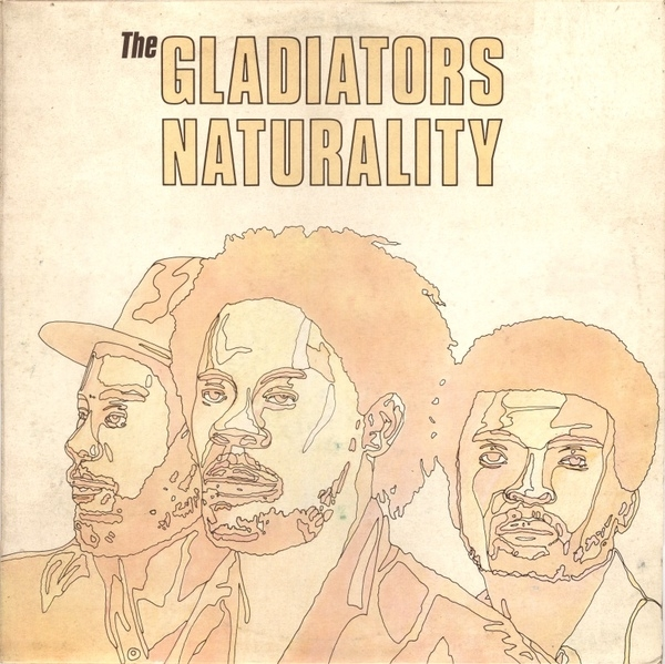 The Gladiators Naturality Cover Art