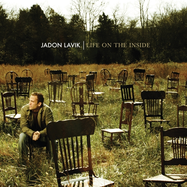 Jadon Lavik Life on the Inside cover art