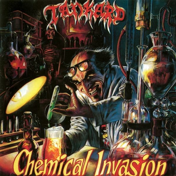 Tankard Chemical Invasion Cover Art