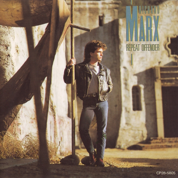 Richard Marx Repeat Offender cover art
