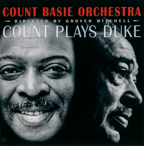 The Count Basie Orchestra Count Plays Duke cover art