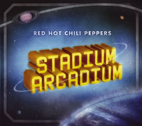Red Hot Chili Peppers Stadium Arcadium cover art