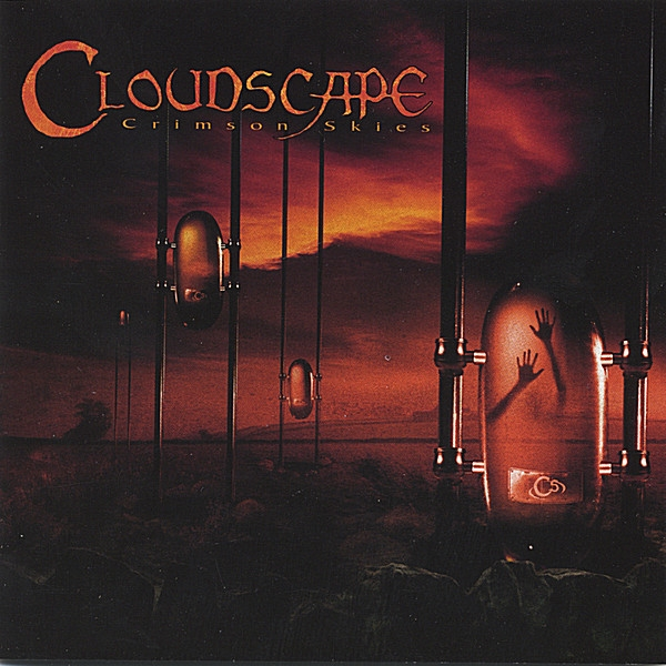 Cloudscape Crimson Skies cover art