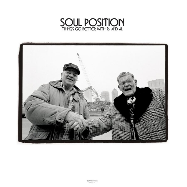 Soul Position Things Go Better with RJ and Al Cover Art