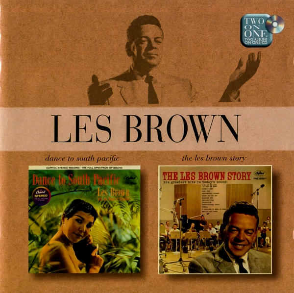 Les Brown Dance to South Pacific / The Les Brown Story Cover Art