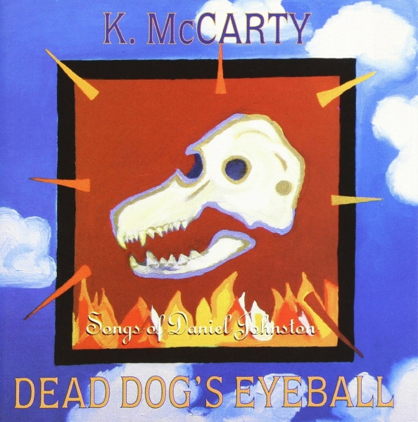 Kathy McCarty Dead Dog's Eyeball cover art