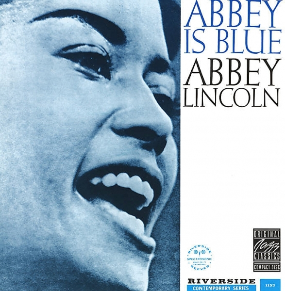 Abbey Lincoln Abbey Is Blue cover art