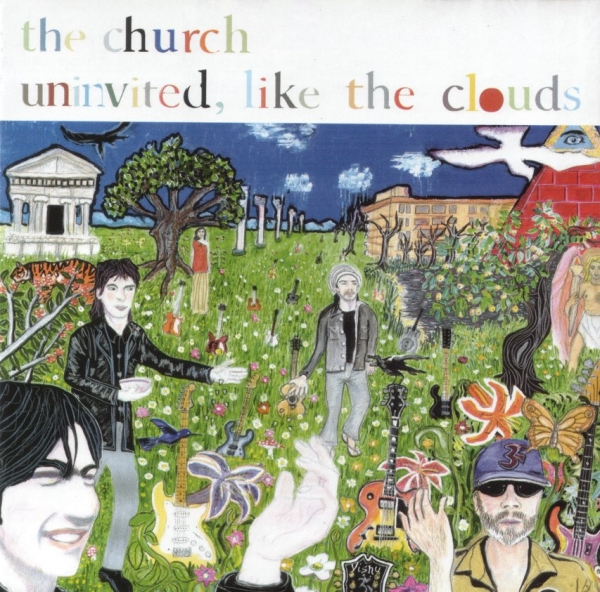 The Church Uninvited, Like the Clouds cover art
