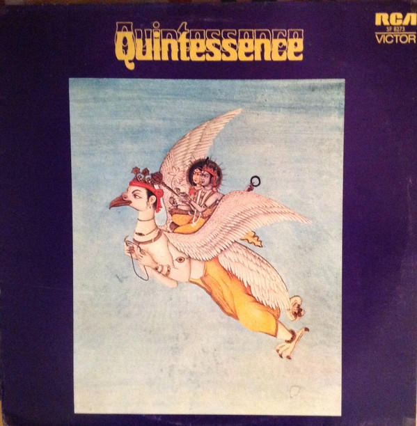 Quintessence Self Cover Art