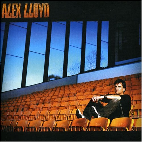 Alex Lloyd Alex Lloyd Cover Art