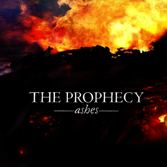 The Prophecy Ashes cover art