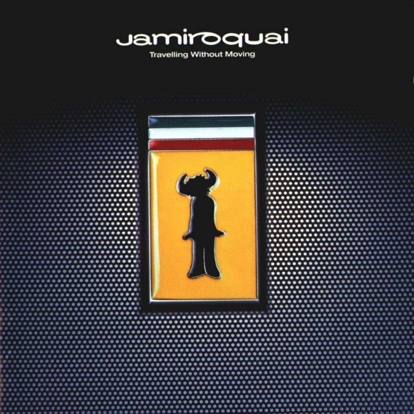 Jamiroquai Travelling Without Moving cover art