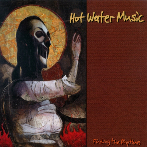 Hot Water Music Finding the Rhythms Cover Art