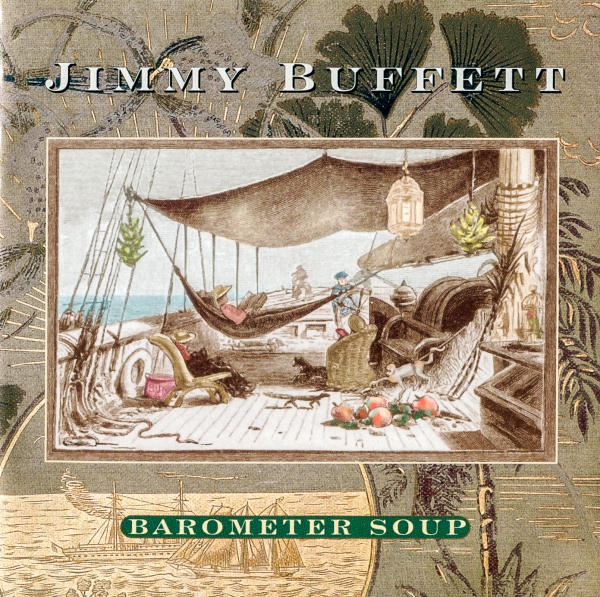 Jimmy Buffett Barometer Soup cover art