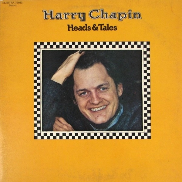 Harry Chapin Heads & Tales cover art