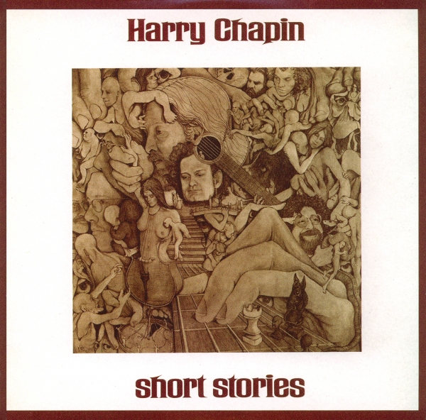 Harry Chapin Short Stories cover art