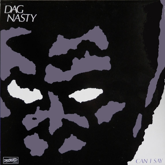 Dag Nasty Can I Say cover art