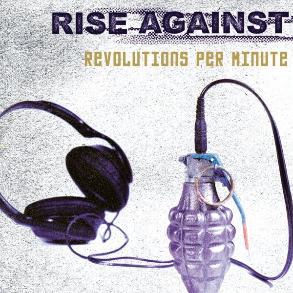 Rise Against Revolutions Per Minute cover art