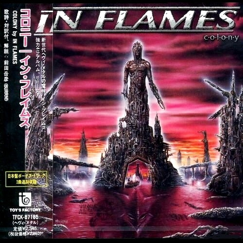 In Flames Colony Cover Art