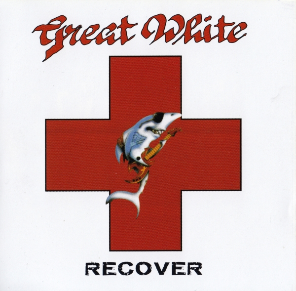 Great White Recover cover art