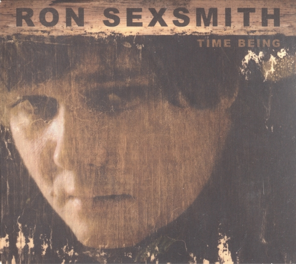 Ron Sexsmith Time Being cover art