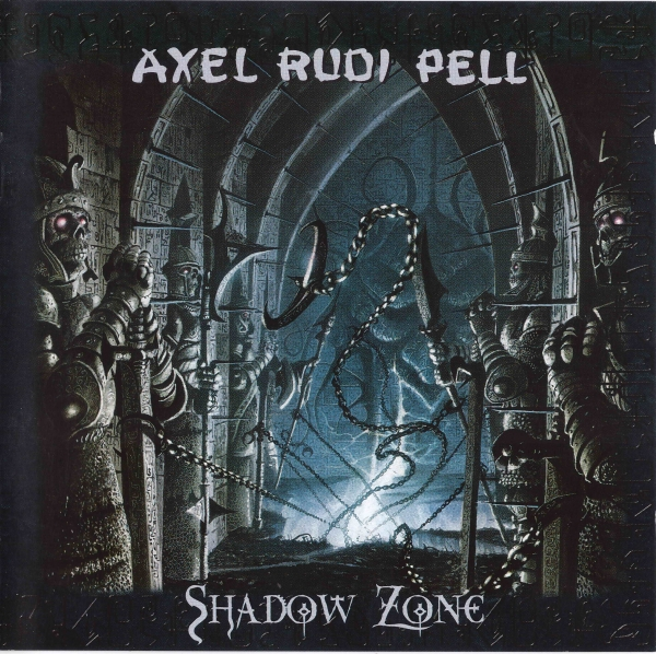 Axel Rudi Pell Shadow Zone cover art
