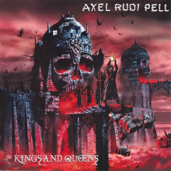 Axel Rudi Pell Kings and Queens cover art