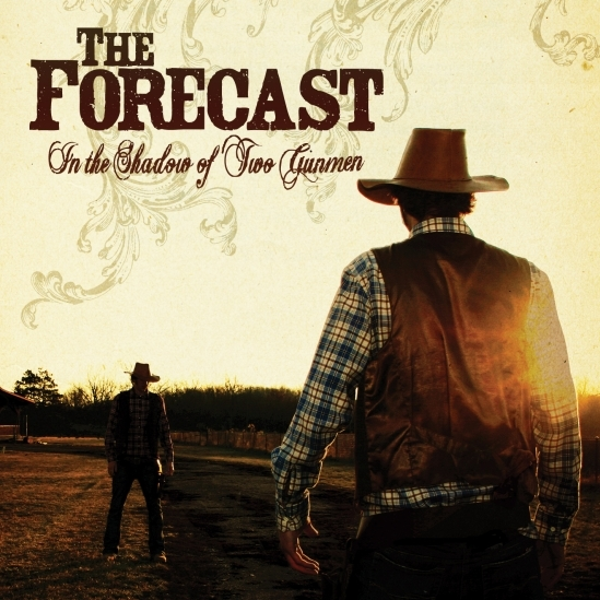 The Forecast In the Shadow of Two Gunmen cover art