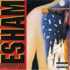 Esham Judgement Day, Volume 2: Night cover art
